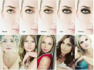Littleton Senior Pictures Makeup