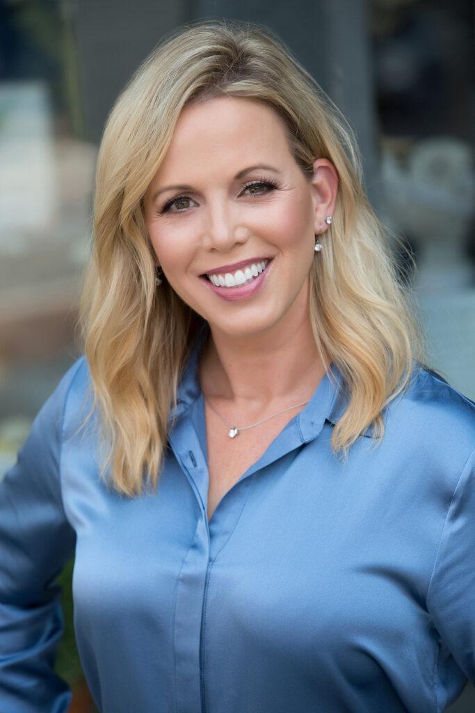 Denver headshot of woman professional