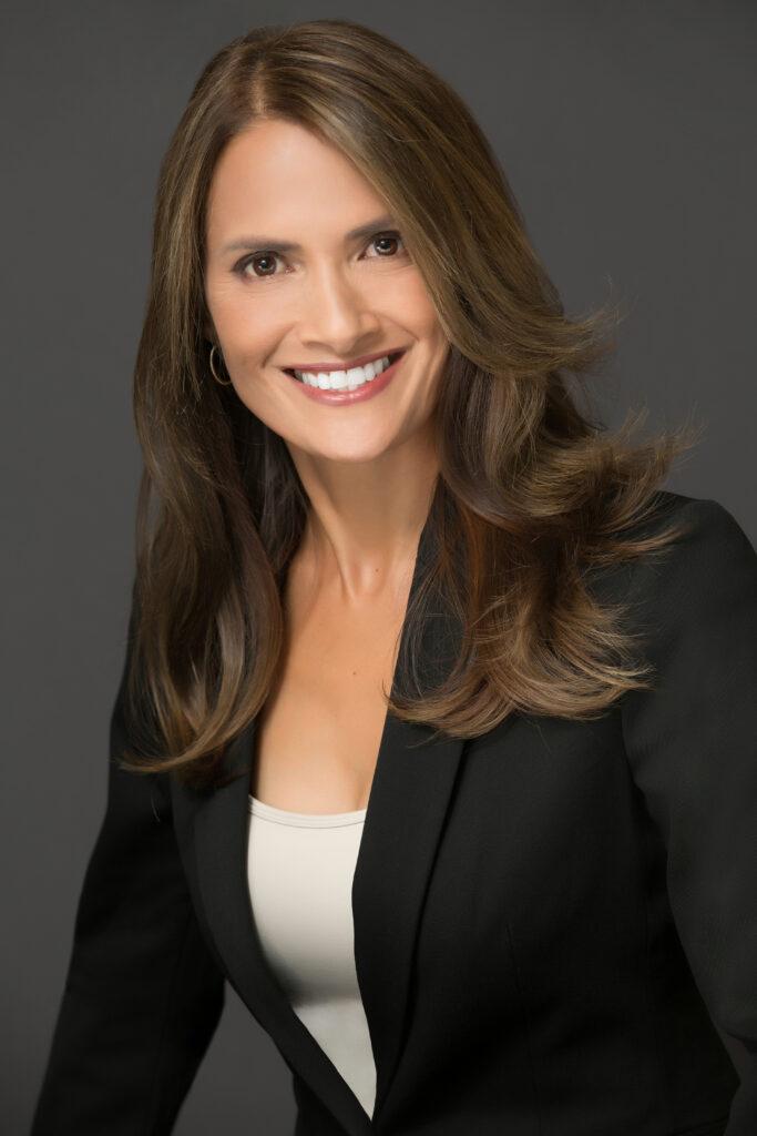 Denver professional headshot of woman