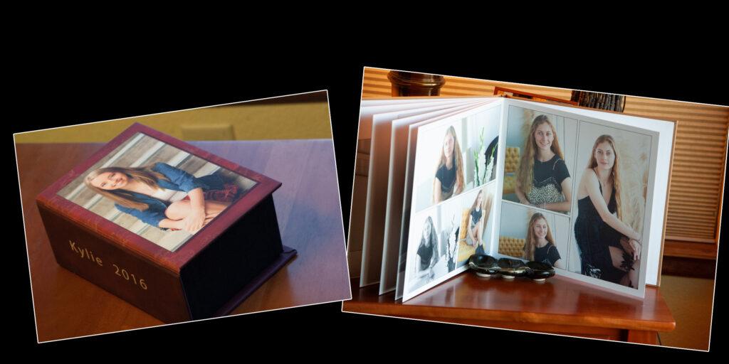 Senior Photo Album Littleton