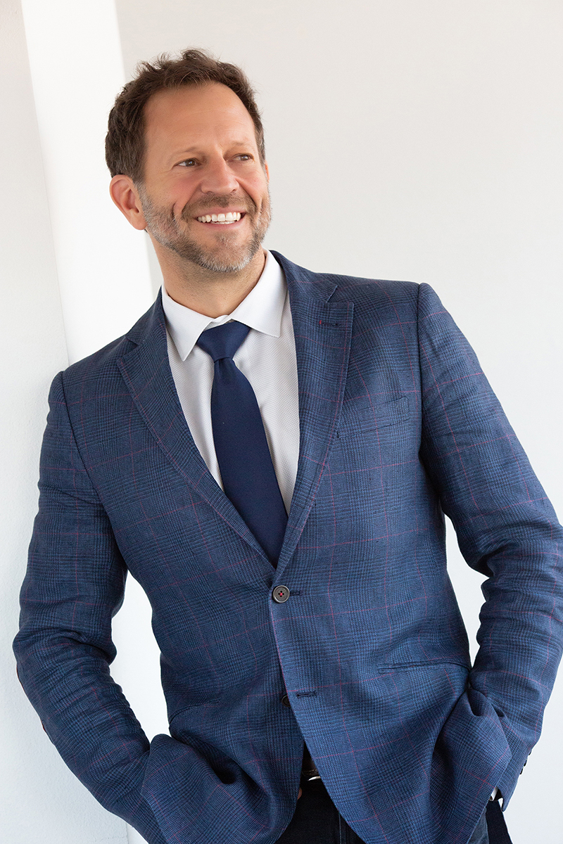 Denver personal branding image of a man smiling