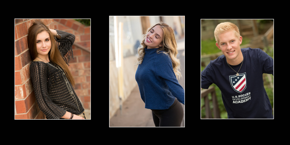 Littleton senior photography location